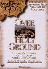*PRE-ORDER - NEW STOCK AVAILABLE JUNE 2021* Over Holy Ground (The Footprints of God Series)