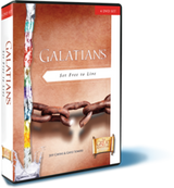 Galatians: Set Free to Live - Jeff Cavins & Gayle Somers - Ascension Press (DVD Set)