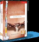 Galatians: Set Free to Live - Jeff Cavins & Gayle Somers - Ascension Press (DVD Set)