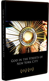 God in the Streets of New York City (DVD)