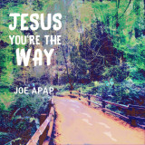 Jesus You're the Way - Joe Apap (Music CD)