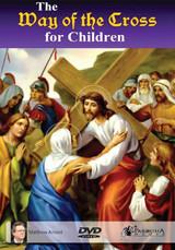 The Way of the Cross For Children - Matthew Arnold - Pro Multis Media - DVD