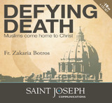 Defying Death: Muslims Come Home to Christ - Fr Zakaria Botros - St Joseph Communications - 4 CD Set