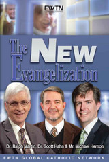 The New Evangelization - Dr Scott Hahn, Dr Ralph Martin, Michael Hernon - EWTN (4 DVD SET)