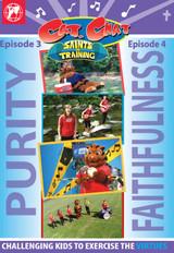Cat.Chat - Season 2 - Saints in Training - Episodes 3 & 4 (DVD)