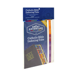 Great Adventure Catholic Bible Indexing Tabs - Ascension Press