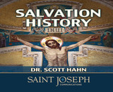 Salvation History - Dr. Scott Hahn - St Joseph Communications (5 CD Set)