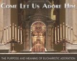 Come Let Us Adore Him - Deacon Harold Burke-Sivers (MP3)