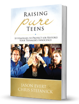 Raising Pure Teens - Jason Evert/Chris Stefanick - Chastity Project (Paperback)