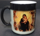 Thermal Mug - 'Our Lady Queen of the Angels'