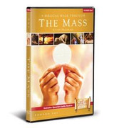 A Biblical Walk Through the Mass - Dr Edward Sri - Ascension Press (DVD Set)