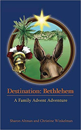 Destination Bethlehem - Sharon Altman & Christine Winkelman (Papaerback)