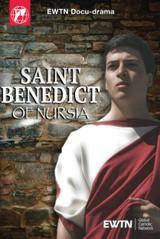 Saint Benedict of Nursia - EWTN Doco-Drama (DVD)