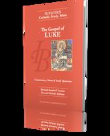 The Gospel of Luke - Ignatius Catholic Study Bible (Paperback)