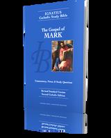 The Gospel of Mark - Ignatius Catholic Study Bible (Paperback)