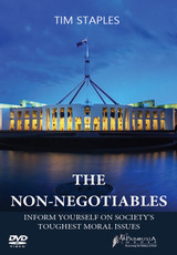 The Non-Negotiables - Tim Staples - Catholic Answers (DVD)