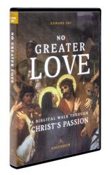 No Greater Love: A Biblical Walk Through Christ's Passion - Dr Edward Sri - Ascension - (DVD Set)