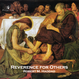 Reverence for Others - Robert M. Haddad (CD)