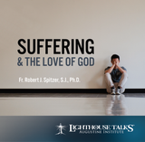 Why would an all-powerful, all-loving God allow suffering and evil in the world? As Fr. Robert Spitzer, S.J., Ph.D. explains, unsatisfying answers to this important question are the #1 reason for atheism today. But by answering this question with logic and love (as well as with scientific, peer-reviewed evidence for the existence of life after death), we can not only answer this question truthfully and satisfactorily, but also teach our fellow Christians how to suffer well, in preparation for the limitless love of God that awaits us in eternity.
