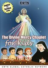 The Divine Mercy Chaplet for Kids - EWTN (DVD)