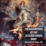 The Assumption of the Blessed Virgin Mary - Raymond de Souza KM (CD)