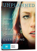 Unplanned: The Movie (DVD)