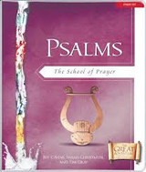 Psalms: The School of Prayer - Jeff Cavins, Sarah Christmyer, & Tim Gray - Ascension Press (Study Set)