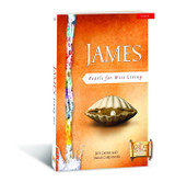 James: Pearls for Wise Living - Jeff Cavins & Sarah Christmyer - Ascension Press (Study Set)