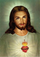 Sacred Heart of Jesus - 1000 Piece Puzzle