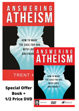 **Special Offer** Answering Atheism - Trent Horn - Catholic Answers (Paperback+DVD)
