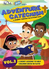 **Pre-Order** Adventure Catechism: A Journey Through the Catholic Faith - Volume 2 (DVD)