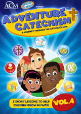 Adventure Catechism: A Journey Through the Catholic Faith - Volume 4 (DVD)