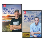 ** Bulk Buy Special** Real Life Catholic - Christ Stefanick - EWTN (DVD)