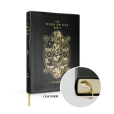 Word on Fire Bible (Volume 1): The Gospels - (Leather)