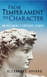 From Temperament to Character - Alexandre Havard - Scepter (Paperback)