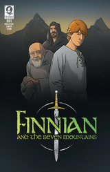 Finnian & The Seven Mountains #1 - Kosloski/LaVoy/Fern - Voyage Comics (Paperback)