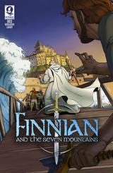 Finnian & The Seven Mountains #3 - Kosloski/LaVoy - Voyage Comics (Paperback)