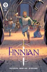 Finnian & The Seven Mountains #4 - Kosloski/LaVoy - Voyage Comics (Paperback)