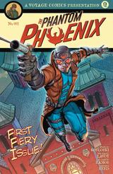 The Phantom Phoenix #1 - Kosloski/LaVoy/Ramos/Reed - Voyage Comics (Paperback)