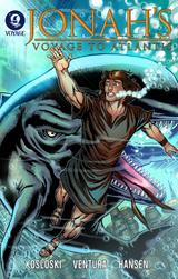Jonah's Voyage to Atlantis - Kosloski/Ventura/Hansen - Voyage Comics (Paperback)