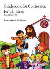 A Guidebook for Confession for Children - Beatriz B. Brillantes - Scepter (Paperback)