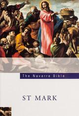 The Navarre Bible - St. Mark - Scepter (Paperback)
