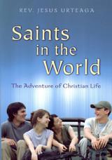 Saints in The World -  Rev Jesus Urteaga - Scepter (Paperback)