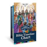 **Pre-Order** Great Adventure Kids Bible Timeline Chart   Great Adventure Kids Bible Timeline Chart - Emily Cavins and Sarah Christmyer - Ascension