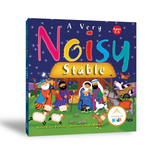 **Pre-Order** A Very Noisy Stable (Ages 3–5) - Ascension (Hardcover)