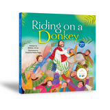 **Pre-Order** Riding on a Donkey (ages 3–7) - Ascension  (Hardcover)