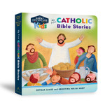 **Pre-Order** My First Catholic Bible Stories Board Book (Ages 1-3) - Ascension (Board Book)