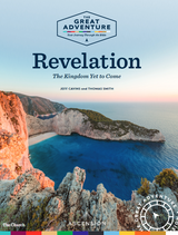 Revelation: The Kingdom Yet to Come - **NEW EDITION** Jeff Cavins & Thomas Smith - Ascension Press (Study Set)