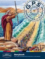 God's Plan in Scripture Storybook-  Emily Cavins, Lisa Bromschwig, Regina Neville, and Linda Wandrei - Ascension Press (Paperback)
