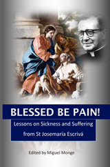 **Pre-Order** Blessed Be Pain - Miguel Monge - Scepter (Paperback)